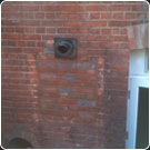 Brickwork patch repair